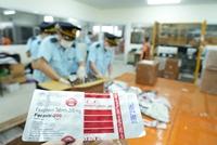 Hơn 60 000 viên thuốc điều trị COVID-19 ngụy trang  là thực phẩm nhập khẩu