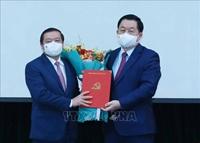 Bí thư Tỉnh ủy Cao Bằng giữ chức Phó Trưởng Ban Tuyên giáo Trung ương