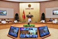 Công điện yêu cầu các tỉnh, thành phố thực hiện nghiêm túc chỉ đạo của Thủ tướng về phòng, chống dịch
