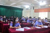 VKSND Quảng Trị Phấn đấu hoàn thành xuất sắc kế hoạch công tác năm