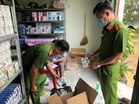 Đắk Nông Phạt công ty kinh doanh dược phẩm trái phép 154 triệu đồng