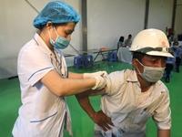Hải Dương phấn đấu đến 20 9 toàn bộ công nhân trong Khu công nghiệp được tiêm vắc xin phòng COVID-19