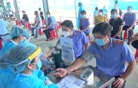 Ngành KSND tỉnh Quảng Nam thực hiện đầy đủ các biện pháp phòng, chống dịch COVID-19
