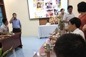 Giám đốc Sở Công Thương tỉnh Quảng Nam nói gì việc tổ chức sinh nhật tại cơ quan giữa mùa dịch