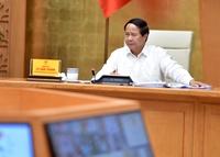 Phó Thủ tướng Lê Văn Thành Tránh tình trạng có F0 trong một phân xưởng mà dừng toàn bộ nhà máy