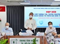 TP Hồ Chí Minh triển khai phương án hỗ trợ đợt 3 cho người dân