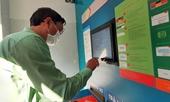 Cán bộ, người lao động ở TP HCM tiêm đủ 2 mũi vắc xin làm việc trực tiếp tại trụ sở