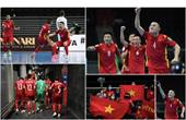 Giành vé vào vòng 1 8 FIFA Futsal World Cup 2021, tuyển futsal Việt Nam nhận thưởng lớn