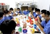 Mùa trăng hi vọng cho trẻ F0 nơi tâm dịch COVID -19