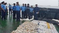 Ấn Độ bắt giữ vụ buôn lậu heroin vào loại lớn nhất thế giới trị giá 2,7 tỉ đô la