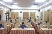 VKSND tỉnh Nghệ An thi viết Cáo trạng, Bài phát biểu dân sự trực tuyến