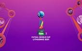 Lịch thi đấu và trực tiếp vòng 1 8 FIFA Futsal World Cup Lithuania 2021™