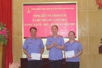 VKSND tỉnh Phú Thọ trao giải cuộc thi Góc làm việc Xanh - Sạch - Đẹp - An toàn