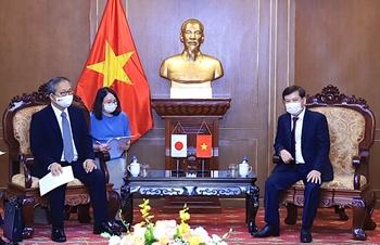 Việt Nam - Nhật Bản: Tăng cường hợp tác trong lĩnh vực tư pháp và pháp luật