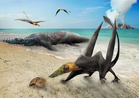 """Phục dựng thành công quái vật bay"""" hoá thạch từ 160 triệu năm trước"""