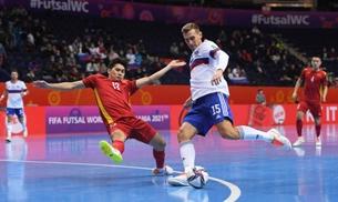Thua sát nút đương kim á quân thế giới, đội tuyển futsal Việt Nam dừng bước tại World Cup 2021