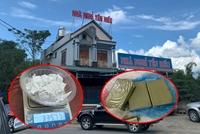 Kiểm tra nhà nghỉ, phát hiện 2 đối tượng mua bán, tàng trữ 3 bánh heroin