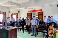 Xét xử sơ thẩm vụ án lộ đề thi trong kỳ thi tuyển công chức tại tỉnh Phú Yên