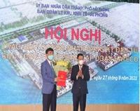 Đầu tư gần 6,5 nghìn tỉ đồng xây dựng 2 bến container ở Hải Phòng