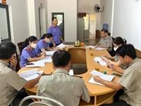 VKSND huyện Hương Khê kiến nghị Cơ quan THADS cùng cấp