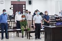 Xét xử phúc thẩm vụ Ethanol Phú Thọ Nói lời sau cùng, các bị cáo xin được giảm hình phạt