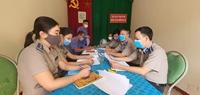VKSND huyện Can Lộc kiến nghị Chi cục THADS cùng cấp