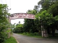 Nhiều sai phạm khi giao khoán hàng trăm héc-ta đất rừng ở Khu bảo tồn thiên nhiên Bình Châu