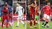 Ronaldo, Messi và Lewandoski có tên trong danh sách ứng viên Quả bóng vàng 2021