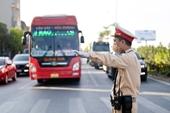 Ngày 9 10 Lực lượng chức năng TP Hà Nội yêu cầu hơn 2 000 lượt phương tiện quay đầu