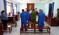Vụ án về ma túy lớn nhất Tây Sơn, 5 bị cáo nhận 41 năm 6 tháng tù