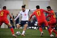 Vòng loại World Cup 2022 khu vực châu Âu ĐT Anh thắng đậm trên sân khách