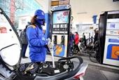 Chiều nay, giá xăng dầu tiếp tục tăng mạnh, tới gần 1 000 đồng lít