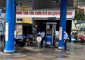 """Cửa hàng xăng dầu treo biển """"mất điện"""" và chỉ bán không quá 50 000 đồng, bị phạt 10 triệu đồng"""