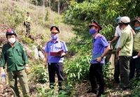 VKSND huyện Hàm Thuận Bắc với bí quyết khâu then chốt
