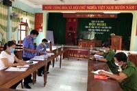 VKSND huyện Hải Lăng kiến nghị chấn chỉnh cấp xã trong thi hành án hình sự