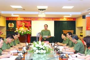 UBKT Đảng ủy Công an Trung ương đề nghị kỷ luật một số tổ chức, đảng viên