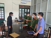 Phê chuẩn khởi tố, bắt tạm giam cựu Phó Chủ tịch huyện Yên Phong cùng 4 thuộc cấp