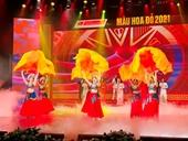 """Báo điện tử Đảng Cộng sản Việt Nam tổ chức Chương trình nghệ thuật """"Màu hoa đỏ"""" lần thứ 14"""
