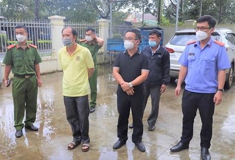 Diễn biến mới vụ 5 cán bộ bị khởi tố vì sai phạm tiền tỉ tại Dự án KCN Nhân Cơ