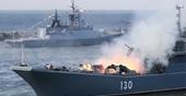 Hạm đội Iran đấu súng dữ dội với cướp biển trong khi hộ tống tàu chở dầu