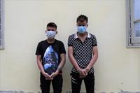 Bỏ học, rủ nhau đi cướp tài sản của thanh niên tình nguyện chống dịch COVID-19