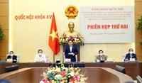 Họp Ban Chỉ đạo các chuyên đề về chiến lược xây dựng và hoàn thiện nhà nước pháp quyền XHCN