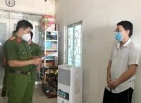 Phê chuẩn khởi tố nhóm làm giả phiếu xét nghiệm COVID-19 tại Phan Thiết