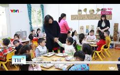Trẻ ăn vui tập khỏe để phòng tránh bệnh