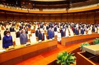 Quốc hội sẽ xem xét, cho ý kiến và quyết định nhiều nội dung quan trọng
