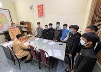 """Nhóm """"Welcome to Chiềng Sơn"""" chuyên đua xe trái phép có cả trẻ 13 tuổi"""