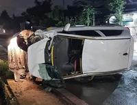 Truy tìm tài xế ôtô gây tai nạn chết 2 người rồi bỏ trốn