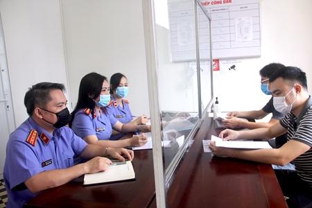 Nét đẹp ở đơn vị kiểm sát và giải quyết khiếu nại, tố cáo trong hoạt động tư pháp của Thủ đô