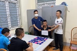 Công an huyện Sông Mã bắt đối tượng mua bán trái phép 6000 viên ma túy tổng hợp