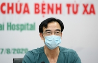 NÓNG Phê chuẩn khởi tố Giám đốc Bệnh viện Bạch Mai Nguyễn Quang Tuấn
